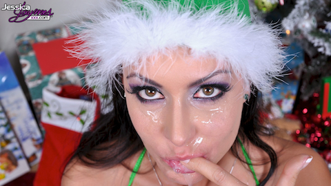 A Santa Slutty Elf Mixed - Jessica Jaymes